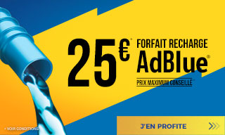 Offre promotion AdBlue