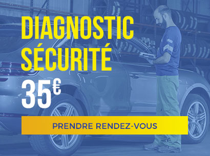 Diagnostic sécurité